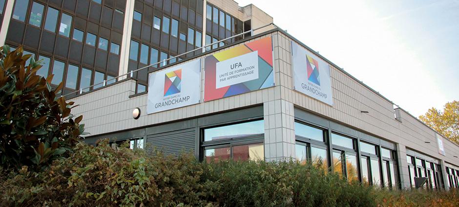 78180 - Montigny-le-Bretonneux - UFA - Notre-Dame du Grandchamp