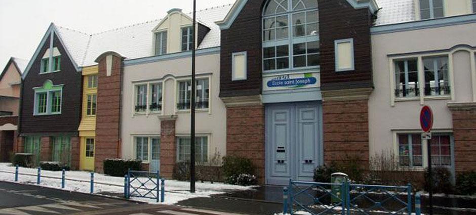 80000 - Amiens - École Privée Primaire Mixte Saint-Joseph