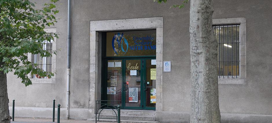 81100 - Castres - École Privée Notre-Dame