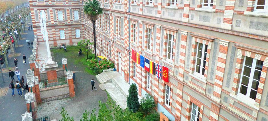 81000 - Albi - Collège Privé Sainte-Marie