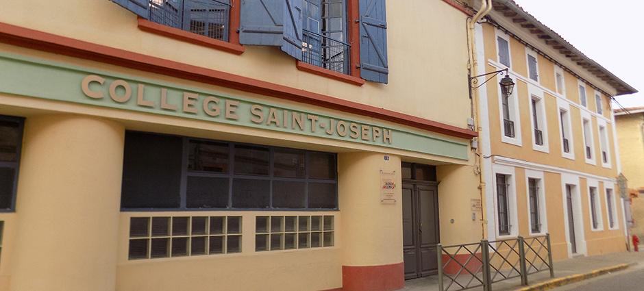 82500 - Beaumont-de-Lomagne - Collège Privé Saint-Joseph