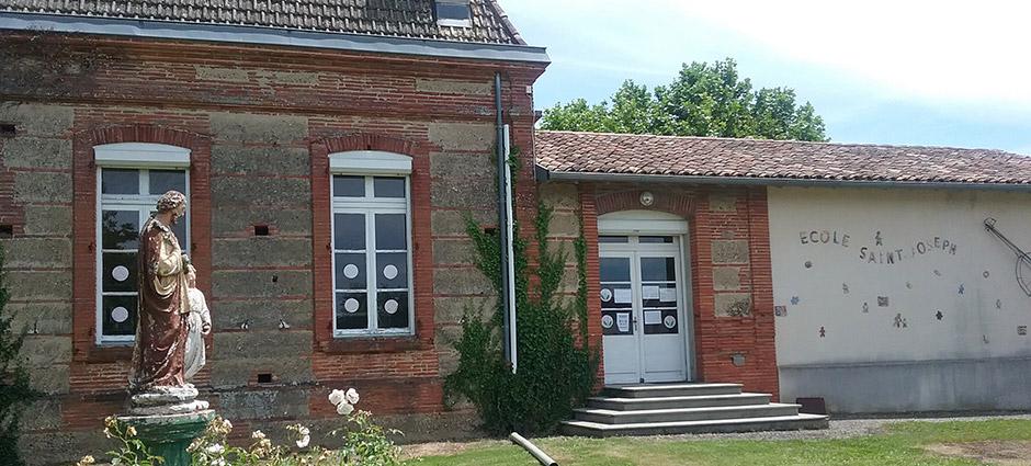 82210 - Saint-Nicolas-de-la-Grave - Ecole Saint-Joseph - Ensemble Scolaire La Sainte-Famille