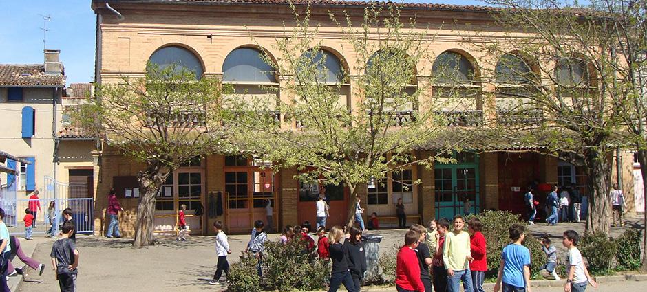 82500 - Beaumont-de-Lomagne - École Privée Sainte-Lucile