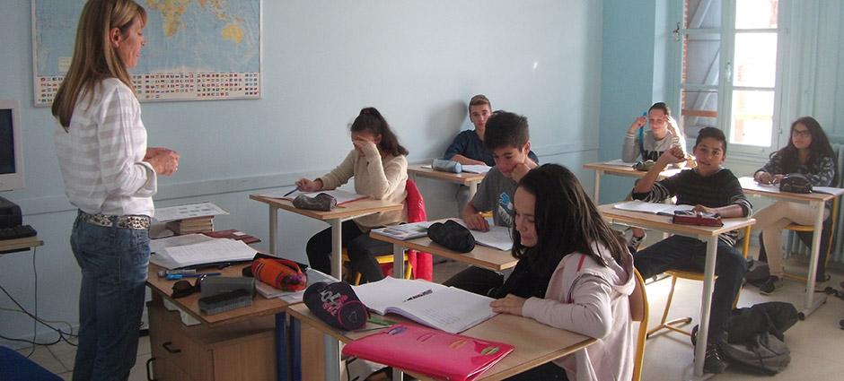 82500 - Beaumont-de-Lomagne - Collège Lestonnac