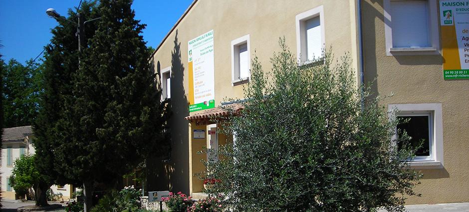 84600 - Richerenches - Maison Familiale Rurale