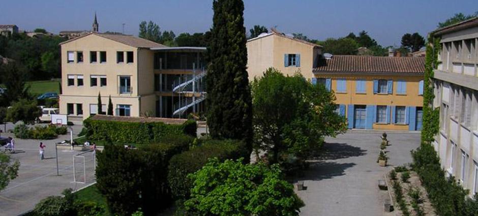84200 - Carpentras - Collège - Lycée Professionnel et Technologique et Centre de Formation Les Chênes
