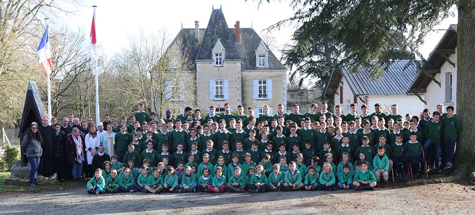 85110 - Sainte-Cécile - Lycée Privé L'Espérance