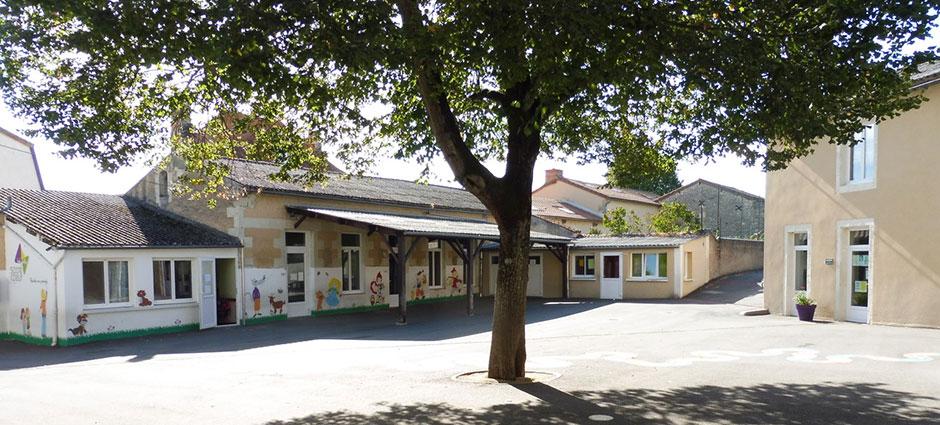 86130 - Jaunay-Marigny - École Privée Sacré-Coeur La Salle