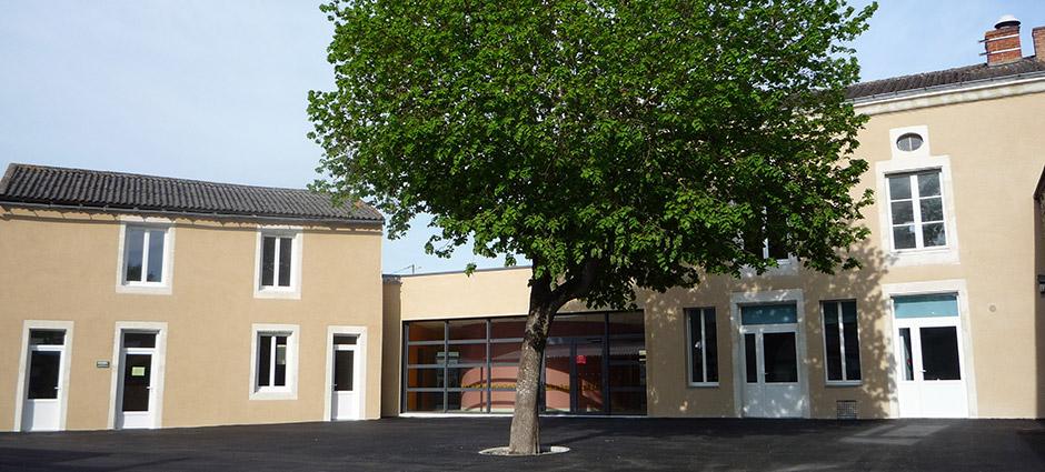 86130 - Jaunay-Marigny - Collège Sacré-Cœur La Salle