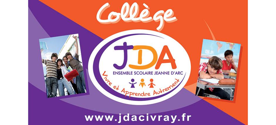 86400 - Civray - Collège-Ecole Privé Mixte Jeanne-d'Arc