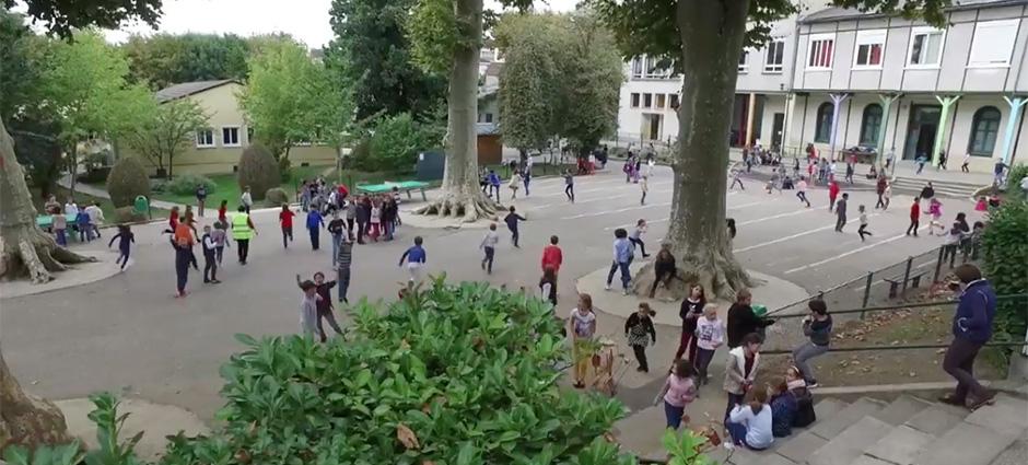 87016 - Limoges - Ensemble Scolaire Charles de Foucauld - École Privée Jeanne d'Arc