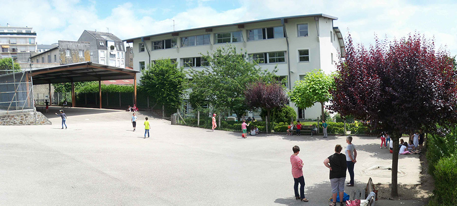 87036 - Limoges - École Privée Beaupeyrat