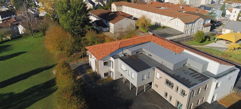 87016 - Limoges - Collège Privé Numérique St-Jean - Ensemble scolaire Charles de Foucauld