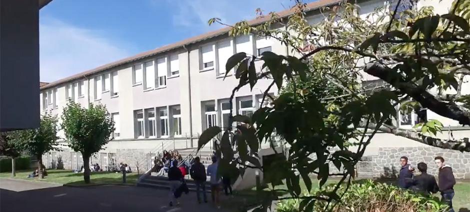 87016 - Limoges - Lycée d'Enseignement Supérieur Saint Jean - Ensemble scolaire Charles de Foucauld
