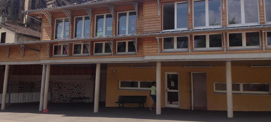 87000 - Limoges - Ecole Privée Sainte-Louise de Marillac