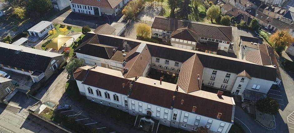 87016 - Limoges - Lycée Privé Saint-Jean - Charles de Foucauld Ensemble Scolaire