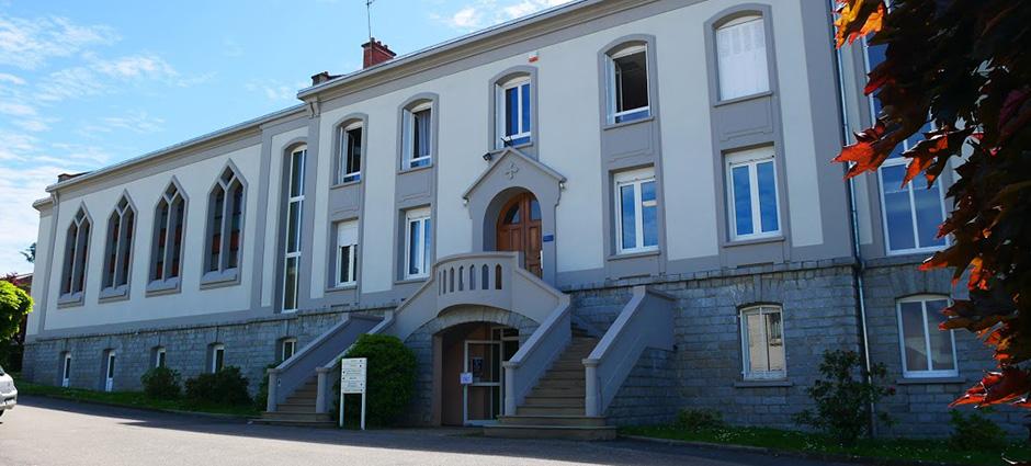 87016 - Limoges - L.P. Privé Saint-Jean - Ensemble scolaire Charles de Foucauld