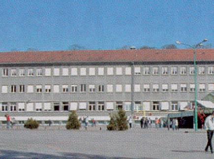 88108 - Saint-Dié-des-Vosges - Collège Privé Sainte-Marie - Ensemble scolaire Marie de Galilée