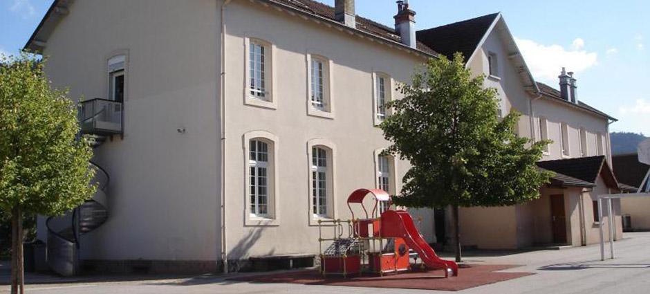 88200 - Remiremont - École Privée Saint-Romaric