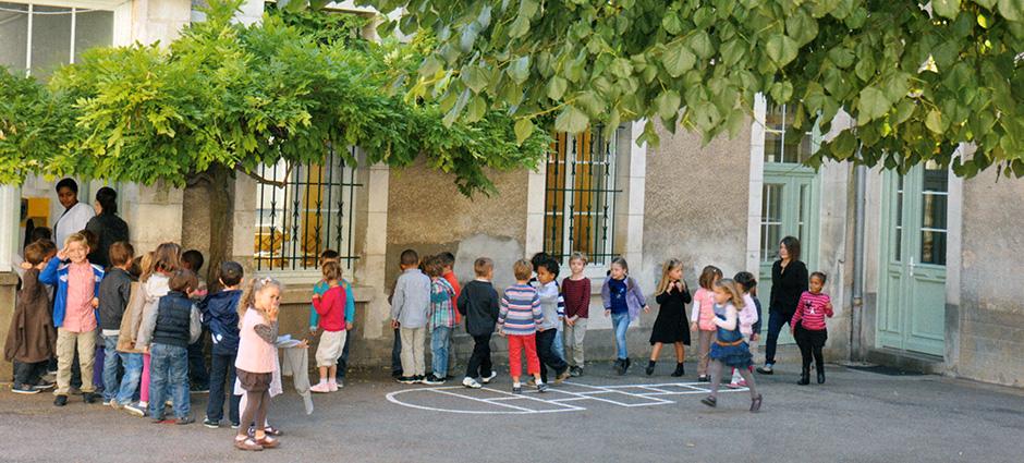 89000 - Auxerre - École Privée Sainte Marie