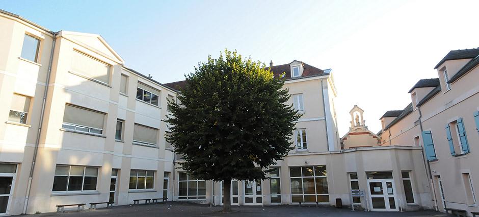 91100 - Corbeil-Essonnes - Collège Privé Saint-Spire - Institution Saint-Spire