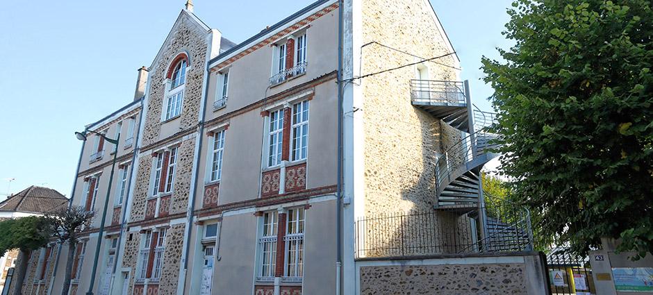 91100 - Corbeil-Essonnes - École Privée Sainte Marie - Institution Saint-Spire