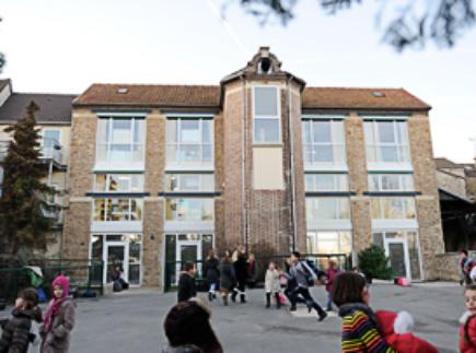 91120 - Palaiseau - École Privée Saint-Martin