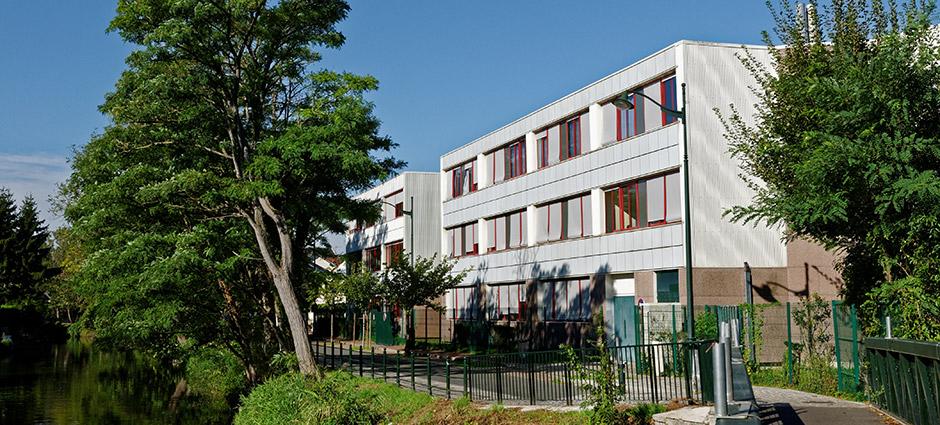 91100 - Corbeil-Essonnes - Lycée Polyvalent Général Saint-Léon - Institution Saint-Spire