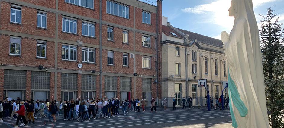 92600 - Asnières-sur-Seine - Institution Saint-Geneviève Collège Privé
