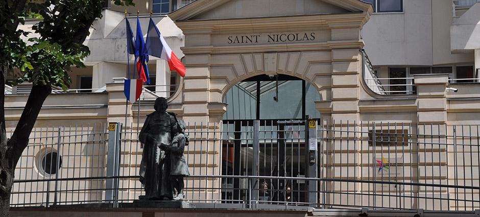 92130 - Issy-les-Moulineaux - Lycée Polyvalent La Salle Saint-Nicolas