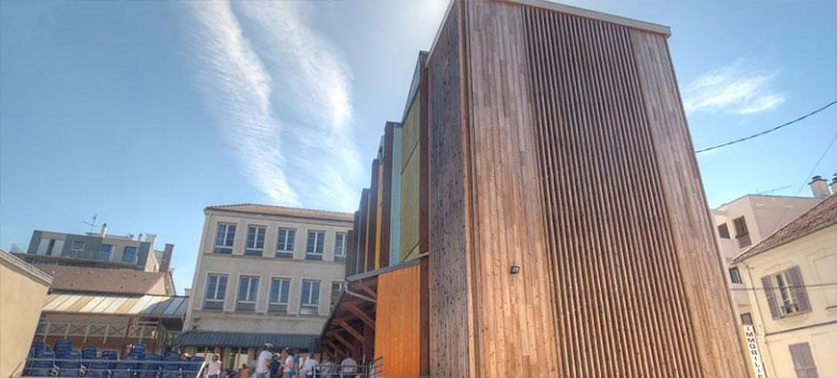 92500 - Rueil-Malmaison - Collège Privé Saint-Charles Notre-Dame