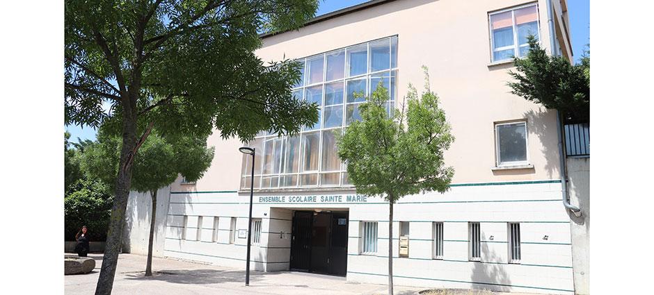 93240 - Stains - Collège Sainte Marie de Stains