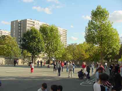 94700 - Maisons-Alfort - École Privée Saint-François