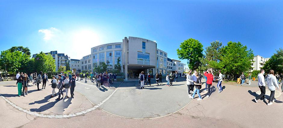 94160 - Saint-Mandé - Collège Saint Michel de Saint Mandé
