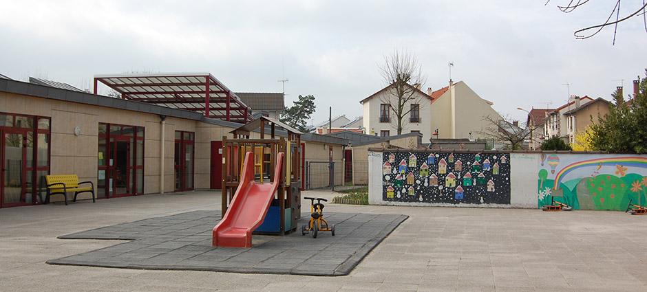 94170 - Le Perreux-sur-Marne - École Maternelle et Primaire Notre-Dame-de-Toutes-Grâces, Ensemble Sainte-Marie