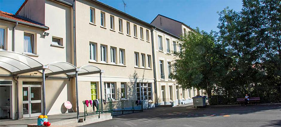 94600 - Choisy-le-Roi - École Privée Catholique Saint-Louis - Blaise-Pascal