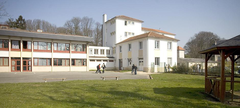 95330 - Domont - Apprentis d'Auteuil - Internat Educatif et Scolaire (IES) Saint Pie X
