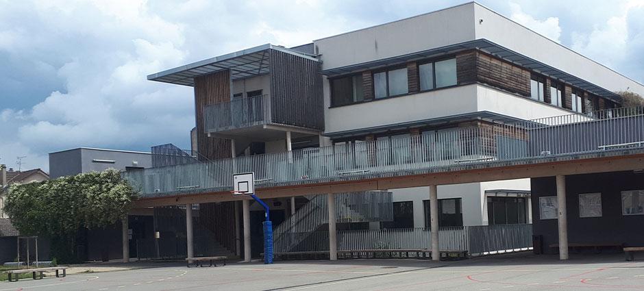 95100 - Argenteuil - Collège Privé Sainte-Geneviève