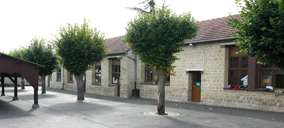 95300 - Pontoise - École Privée Catholique  Saint-Louis
