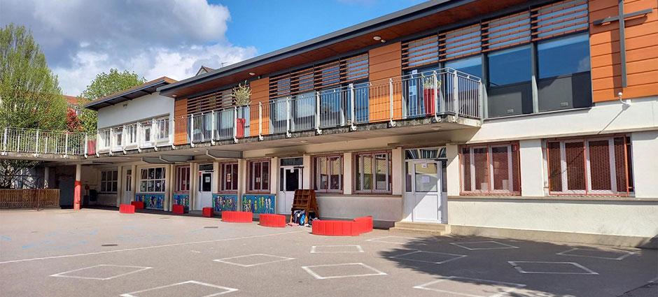 95100 - Argenteuil - École Privée Sainte-Geneviève