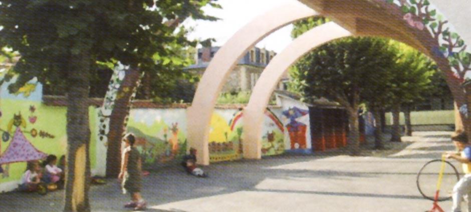 95150 - Taverny - École Privée Sainte-Marie