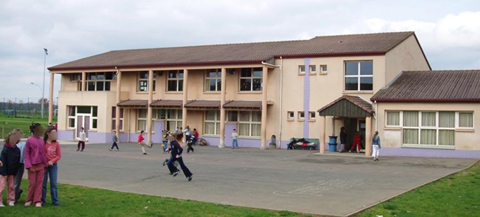 95800 - Courdimanche - École Privée Catholique annexe Saint Louis