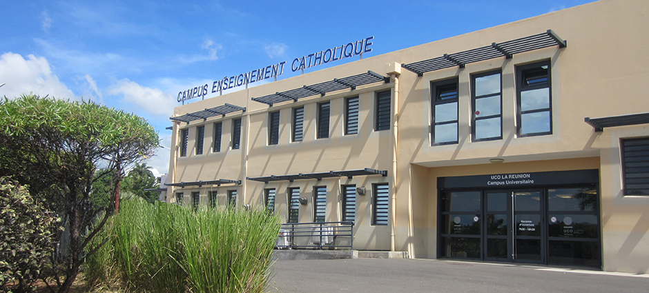 97400 - Saint-Denis - UCO La Réunion - Association de Gestion du Campus de l'Enseignement Catholique