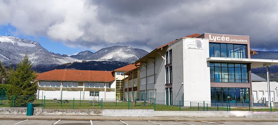 01170 - Cessy - Section d'Enseignement du Lycée Polyvalent Privé Jeanne d'Arc
