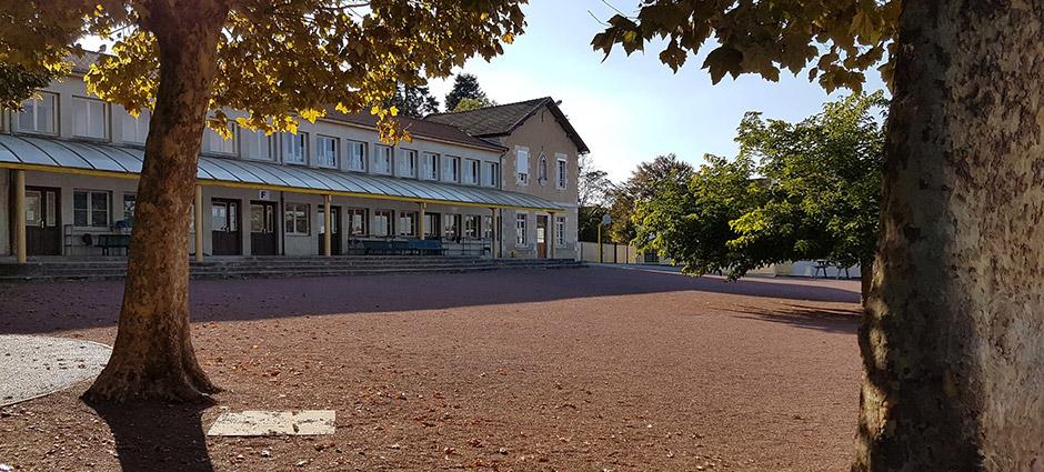 03500 - Saint-Pourçain-sur-Sioule - École Maternelle et Primaire Notre-Dame des Victoires