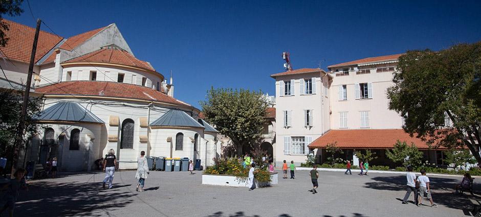 06160 - Juan-les-Pins - Collège Privé Catholique Saint Philippe Néri