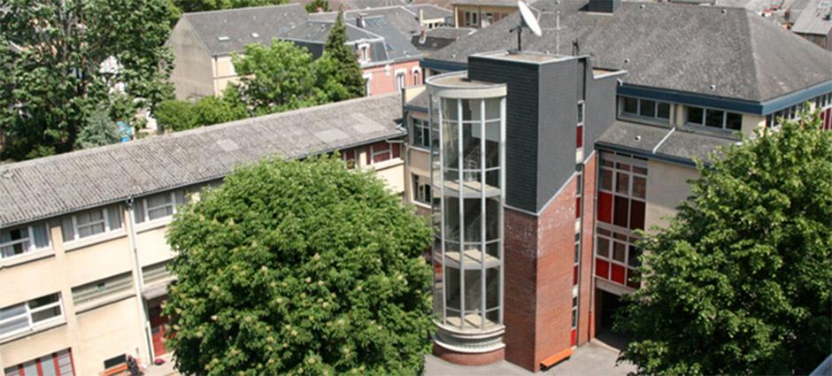 08000 - Charleville-Mézières - Lycée Polyvalent Saint-Paul