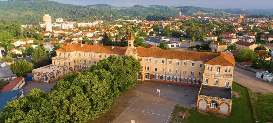 09100 - Pamiers - Collège Privé Jean XXIII
