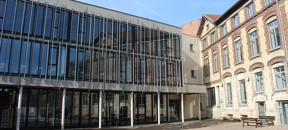 10000 - Troyes - Lycée Professionnel Privé - CFA - Centre de Formation Jeanne Mance