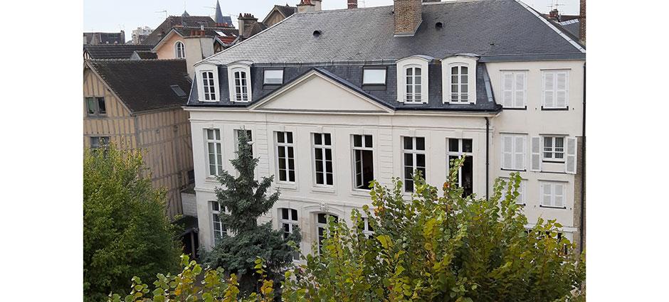 10000 - Troyes - Collège Privé Mixte Cours Saint-François-de-Sales
